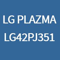 LG PLAZMA LG42PJ351